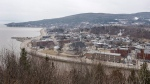 La Malbaie, Que., is seen on April 25, 2018. (Ryan Remiorz / THE CANADIAN PRESS)