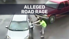 Sledgehammer road rage: Police looking for suspect