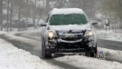 N.L. hit with late-spring snowstorm