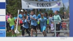 Walk/run/bike for Hope this weekend at Kivi Park