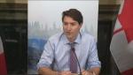 Justin Trudeau La Malbaie May 24