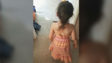 Daycare deems outfit of 3-year-old inappropriate