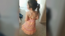 A three-year-old girl is no longer allowed to wear a sundress to a Winnipeg pre-school because staff say the outfit violated the dress code.