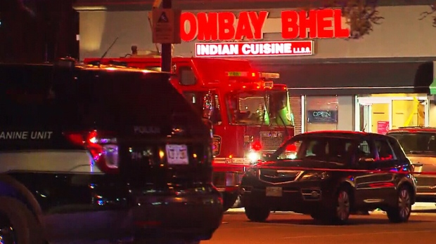 Multiple people have been injured in an explosion at a restaurant in Mississauga, Ont.