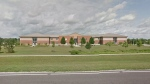 Google Street View image of Noblesville West Middle School. (source: Google Maps)