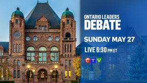 Election debate to take place May 27, 2018 at 6:30