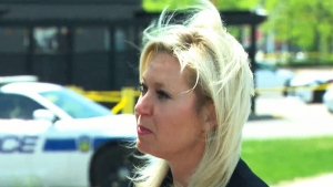 Mississauga Mayor Bonnie Crombie