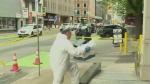 Homicide detectives investigate brutal assault