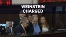 Disgraced movie producer Harvey Weinstein