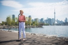 Ontario Liberal Leader Kathleen Wynne speaks to reporters at Ontario Place in Toronto, Friday, May 25, 2018. THE CANADIAN PRESS/Marta Iwanek
