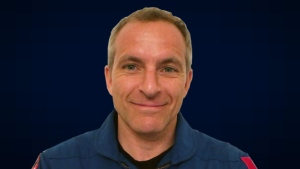 An interview with astronaut David Saint-Jacques