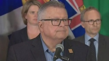 Public Safety Minister Ralph Goodale