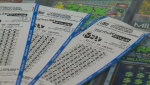 The chances of winning the main jackpot are one in 28 million, but recent history suggests a Quebecer may be the lucky winner. (CTV Montreal)