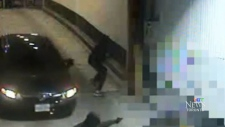 Security video released in fatal shooting
