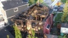 Citadel home ravaged by fire