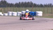 Go-kart racing - Strathmore