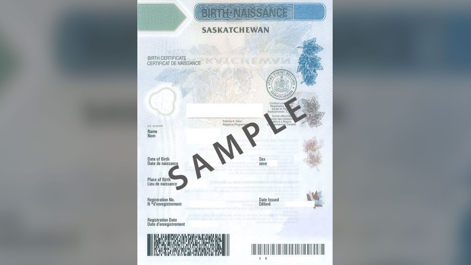 image Quebec Birth Certificate Application Form English on