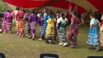 More than 1,000 gather for powwow in Prince Albert