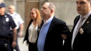 CTV National News: Weinstein in court