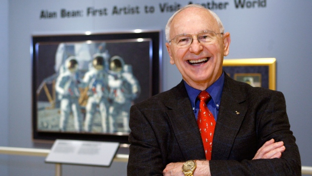 Fourth US Astronaut to Walk on Moon Has Died