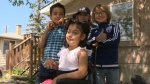 Wheelchair returned to little girl