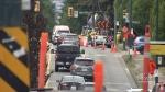 Closures begin along 1st Avenue