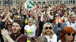 CTV National News: Ireland votes for change