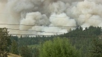 Evacuations continue in B.C. as raging wildfires g