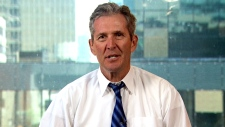 Manitoba Premier Brian Pallister on CTV's Question Period on Sunday May 27, 2018. (CTV News)
