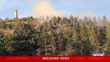 West Kelowna wildfire