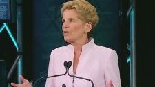 Extended: 'Sorry not sorry': Kathleen Wynne