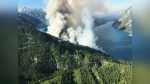 CTV National News: Wildfires rage in Canada