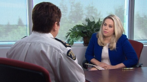 CTV National News: RCMP Commissioner opens up