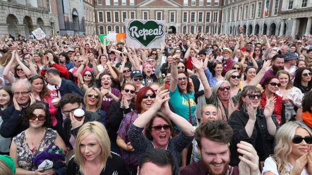 Ireland's landslide victory to legalize abortion called