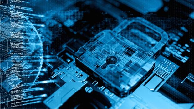 Online security (iStock / MF3d)