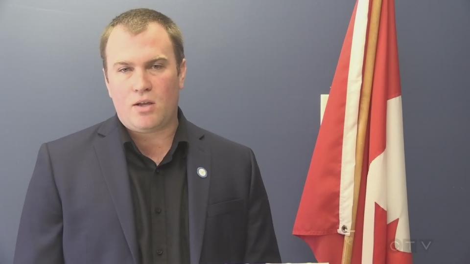 Timmins Mayor Steve Black