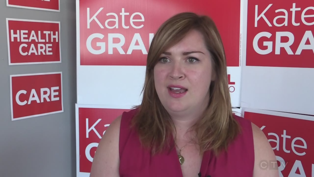 Graham hopes to become Liberal leader