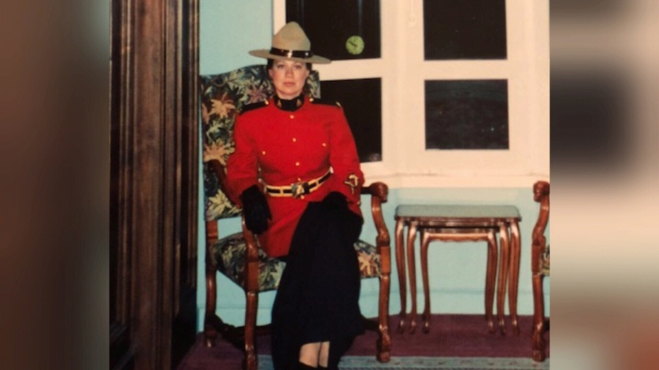 RCMP Const. Susan Gastaldo is seen in this undated photo.