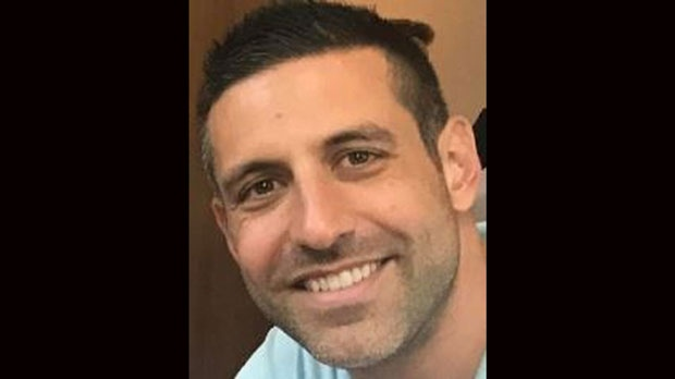 Matthew Staikos, 37, victim of a fatal shooting on May 28, 2018.  (Police handout)