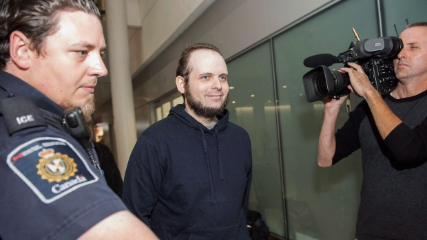 Joshua Boyle granted bail, with conditions, before trial