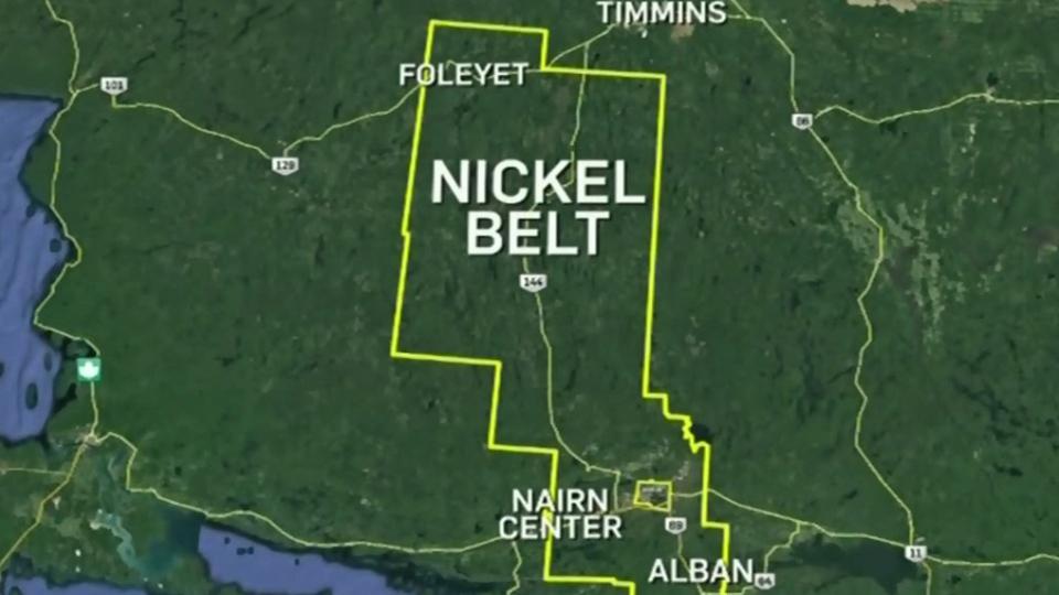 Election profile for Nickel Belt