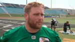 Zack Evans slated to play major role for Riders
