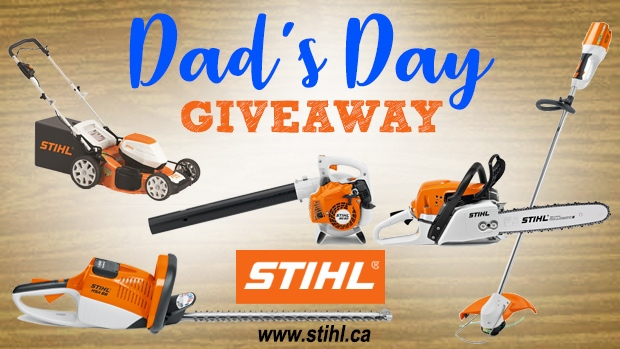 Dad's Day Giveaway