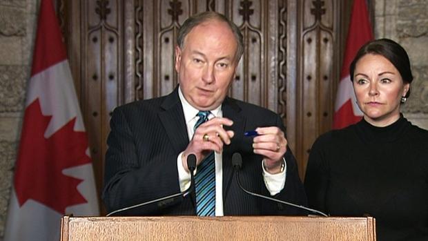 Conservative MP Rob Nicholson