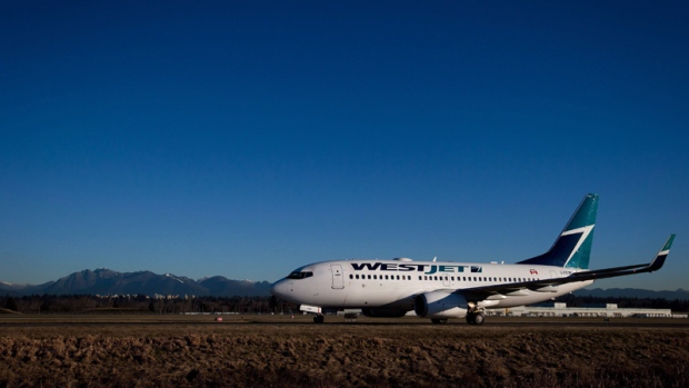 Westjet Boeing