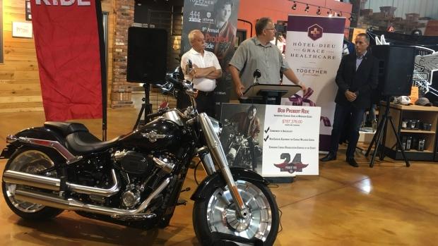 Harley Davidson San Jose >> Two road captains announced for Bob Probert Ride | CTV News