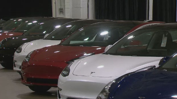 Tesla will be part of rebate program wind-down after court defeat: Ontario