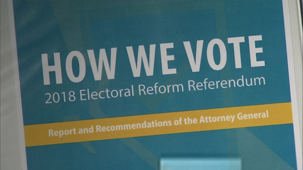 B.C. to hold referendum on voting system this fall