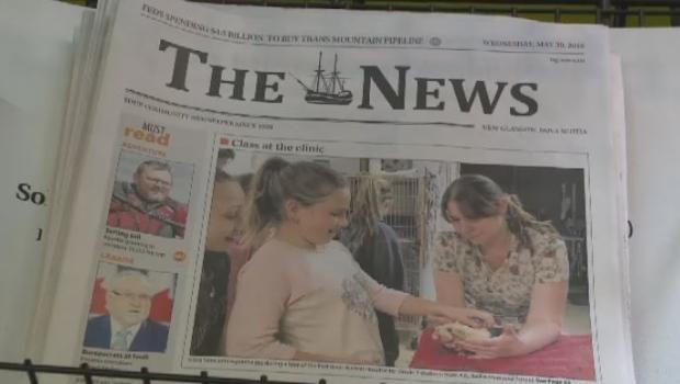 The New Glasgow News
