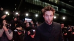 Robert Pattinson poses at the premiere of the film Damsel during the 68th edition of the International Film Festival Berlin, Berlinale, in Berlin, Germany, Friday, Feb. 16, 2018.THE CANADIAN PRESS/AP, Markus Schreiber